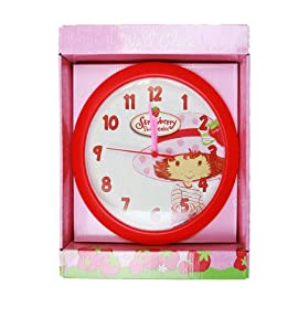 Strawberry Shortcake Wall Clock