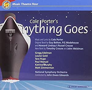 Anything Goes: Music Theatre Hour