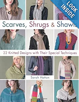 Scarves, Shrugs & Shawls Knit Designs