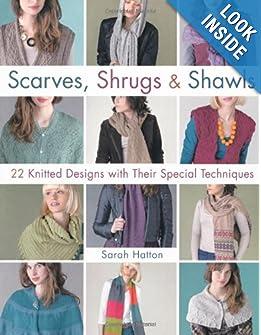 Scarves, Shrugs & Shawls Knit Designs