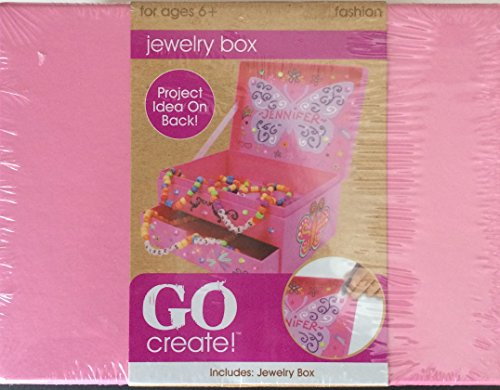 Go Create! Jewelry Box