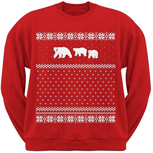 Polar Bears Ugly Christmas Sweater