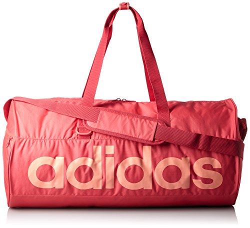 Adidas Sporttasche Linear Performance Teambag Medium, neonrot, 59 x 29 x 29 cm, 50 Liter, AI9113