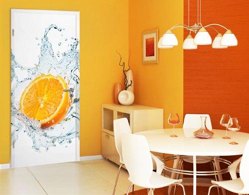 door-wall-mural-fresh-orange