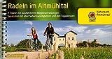 Radeln im Altmühltal mit dem Altmühltalradweg von Rothenburg o.d. Tauber bis Kelheim