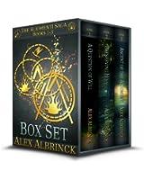 The Aliomenti Saga Box Set (Books 1-3)