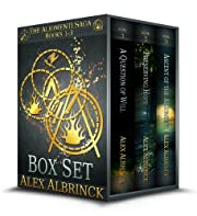 The Aliomenti Saga Box Set (Books 1-3)