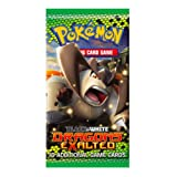 Pokemon Dragons Exalted Black & White TCG Booster Cards - One (1) Pack
