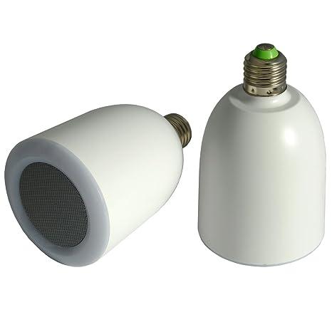 Additional Lightbulb Speaker