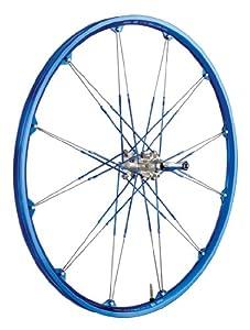 "Crank Brothers Cobalt 26"" disc wheelset, 24h - blue"