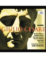 Haendel - Giulio Cesare / Mijanovic · Kozená · von Otter · Hellekant · B. Mehta · A. Ewing · Les Musiciens du Louvre · Minkowski