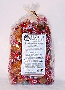 Bequet Gourmet Caramel - 24oz (Soft Vanilla)