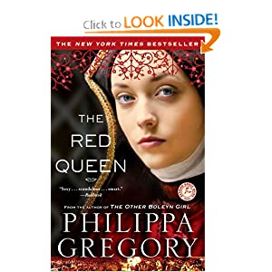 The Red Queen: A Novel (The Cousin's War)