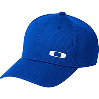 Oakley Men's Silicon O-Cap, Sapphire, Small/Medium