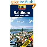 ADAC Reiseführer Baltikum: Estland, Lettland, Litauen: Estland, Lettland, Littauen. TopTipps: Hotels, Restaurants...
