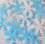Snowflake Cake Decorations by Deb's K...