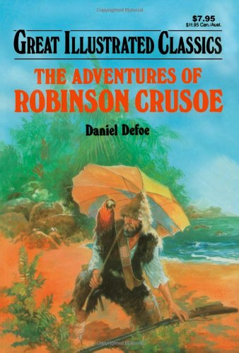 a book report of robinson crusoe by daniel defoe Robinson crusoe has become my best-loved novel book of a lifetime: robinson crusoe, by daniel defoe there's a beloved children's book, the dog crusoe.