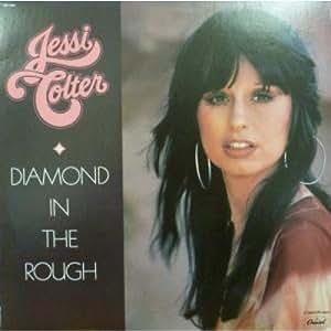 Jessi Colter - Diamond In The Rough LP (Vinyl Album) US Capitol 1976