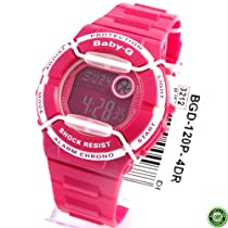 Baby-G Ladies Watch Baby-G 200M BGD120P-4