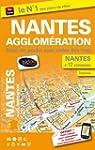 Nantes agglom�ration : Atlas de poche...