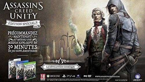 Assassin's Creed: Unity – édition spéciale