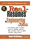 img - for Real-Resumes for Engineering Jobs book / textbook / text book