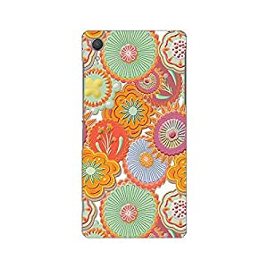 Garmor Designer Silicone Back Cover For Sony Xperia Z2