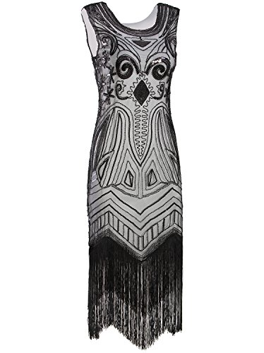 Vijiv-Long-Prom-1920s-Vintage-Gatsby-Bead-Sequin-Art-Nouveau-Deco-Flapper-Dress