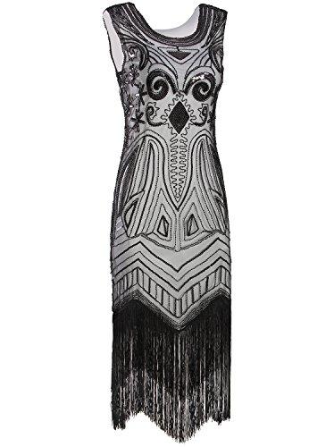 Vijiv-Long-Prom-1920s-Vintage-Gatsby-Bead-Sequin-Art-Nouveau-Deco-Flapper-Dress