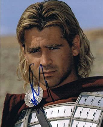 COLIN FARRELL - Alexander AUTOGRAPH Signed 8x10 Photo at ...