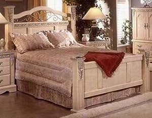 Belladonna Eastern King Estate Bed By Sandberg