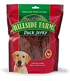 Hillside Farms Duck Jerky Premium Dog Treats, 32-Ounce