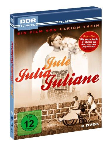 Jule - Julia - Juliane (DDR TV-Archiv - 2 DVDs)