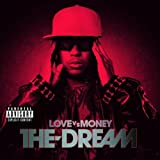 The-Dream Album - Love vs Money (Front side)