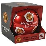 マンチェスターユナイテッド(MANCHESTER UNITED) サッカーボール(4号) レッド TN32210001