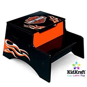 Harley Davidson Flames Step n Store by KidKraft