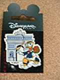 Disneyland Paris Donald Arc de Triomphe Tac Pin