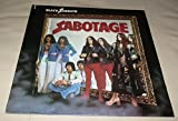 Black Sabbath Sabotage Original Sealed LP 1975 Warner Bros. US Press