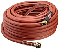 Big Sale Element ELCF58100 5/8-Inch by 100-Feet Contractor/Farm Garden Hose, Brick