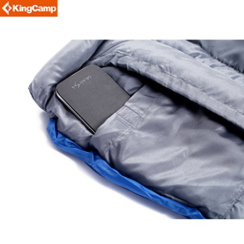 Kingcamp® Free Space 250 Sleeping Bag