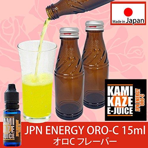 KAMIKAZE E-JUICE カミカゼ オロCフレーバー JPN ENERGY ORO-C 電子タバコ 日本製国産 リキッド 15ml 1本