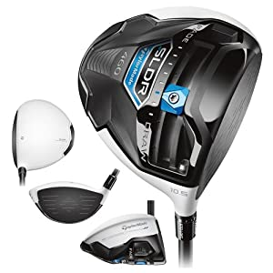 TaylorMade SLDR White Driver by TaylorMade