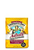 Newman's Own Adult Dog Food Formula, 12.5-Pound Bag