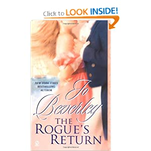 The Rogue's Return - Jo Beverley