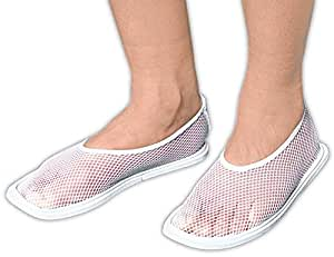 Amazon.com: Women's Shower Slippers-Large: Health ...