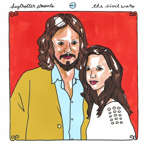 The Civil Wars / The Lumineers - Daytrotter Presents Vol. 1