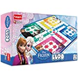 Funskool Disney Frozen Ludo Game, Multi Color