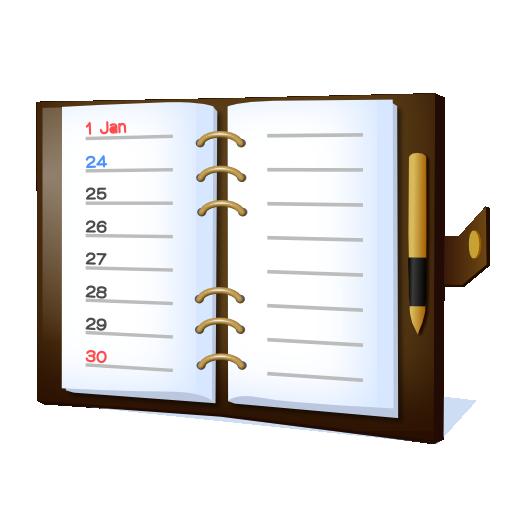 ジョルテ - カレンダー&システム手帳