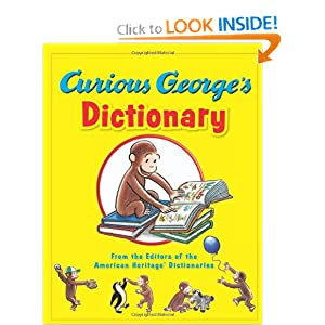 Curious George's Dictionary Mary O'Keefe Young