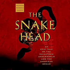 The Snakehead Audiobook
